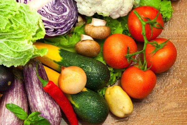 Gesund kochen mit Obst und Gemüse