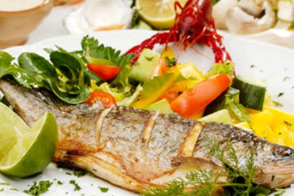 Fisch-Kochkurs