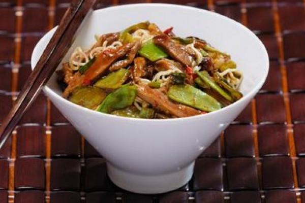 Asiatisches Streetfood selbst kochen