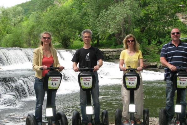 Segway-Tour Thüringer Wald