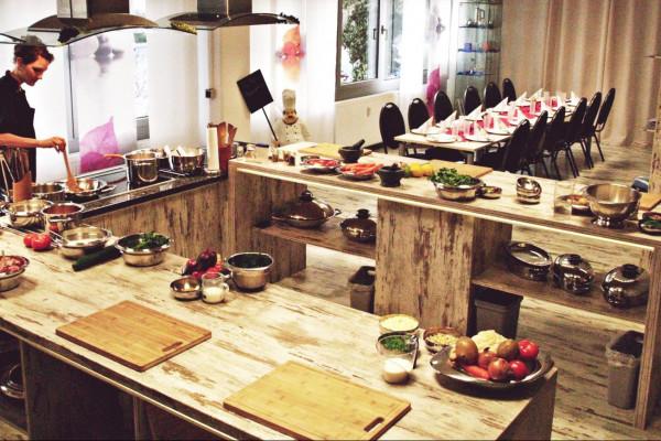 Vom Schuppen bis zum Anrichten - Fisch-Kochkurs in Darmstadt