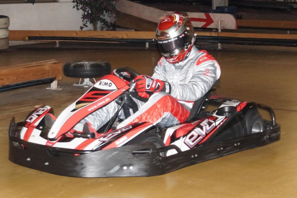 Kartfahren in Buchholz bei Bonn