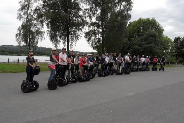 Segway-Tour durch Bochum