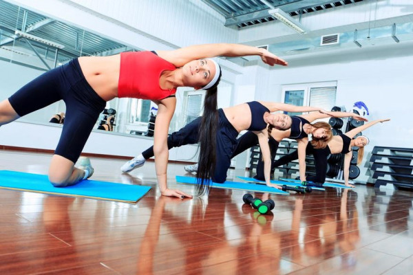 Fitness-Kurs in Hannover