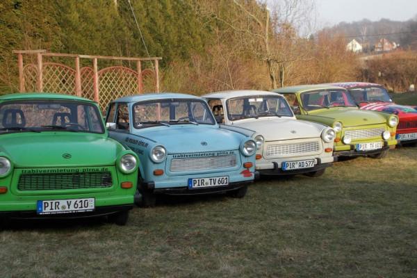 DAS Kultfahrzeug der DDR