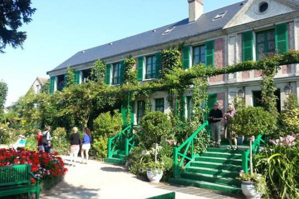 Das Haus von Monet
