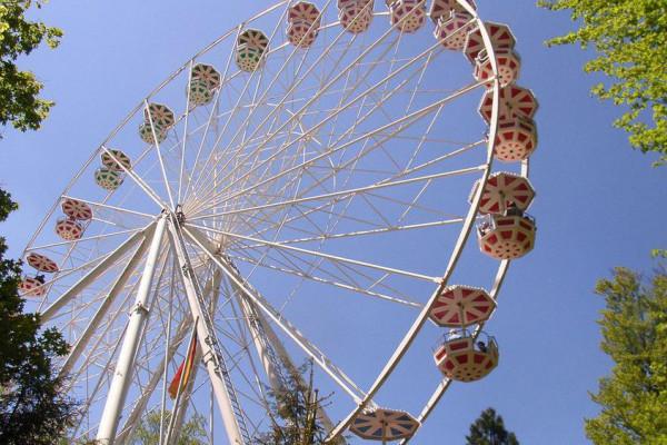40m hohes Riesenrad
