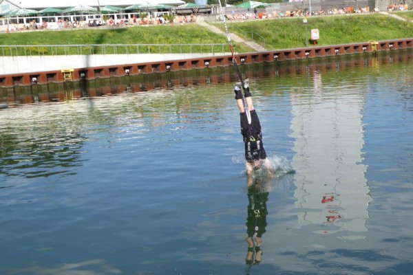 Bungee Jumping in Recklinghausen