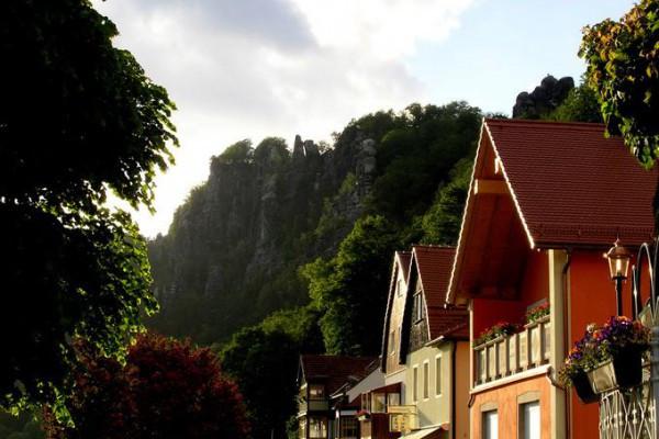 Fotokurs in Rathen: Erlebnistour - Bastei & Felsenburg