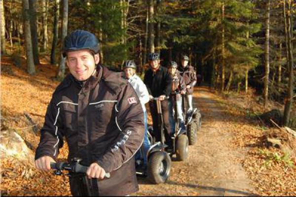 Segway-Natour in Baiersbronn: Schnupper-Tour