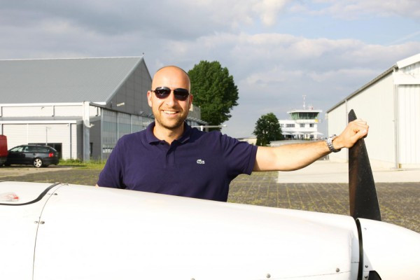 60 Minuten Rundflug und selber fliegen ab Mainz Finthen