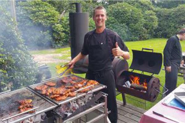 Fallingbostel Quad Tour mit Kanufahren und BBQ essen