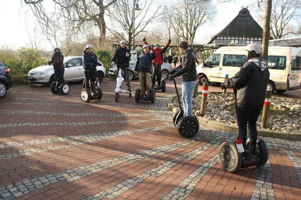 Segway Tour Cuxhaven