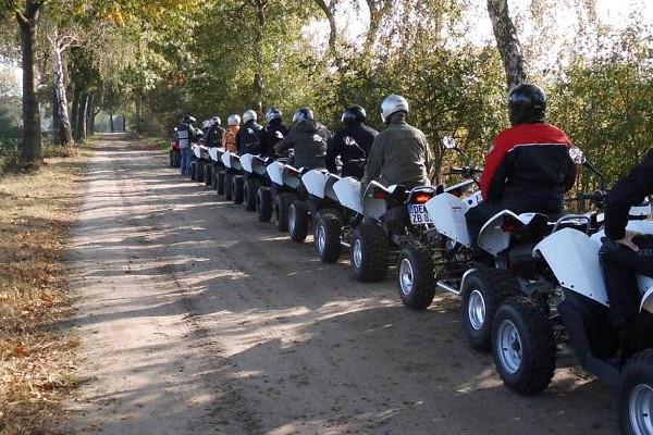 ATV Quad Tour Bremen/ Delmenhorst