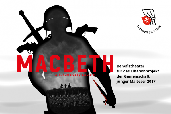 Libanon on Stage präsentiert Macbeth in Hamburg: 21.04.