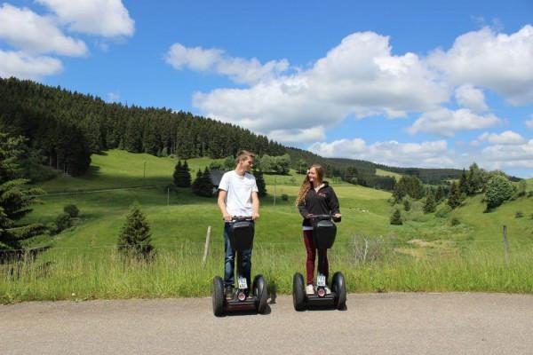 Segway Tour Riesenbühlturm Schwarzwald