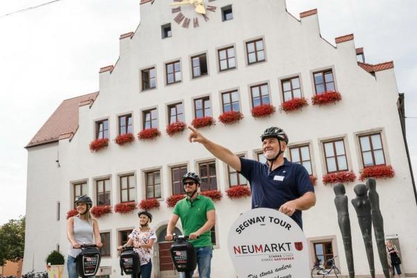 Rathaus der Stadt Neumarkt