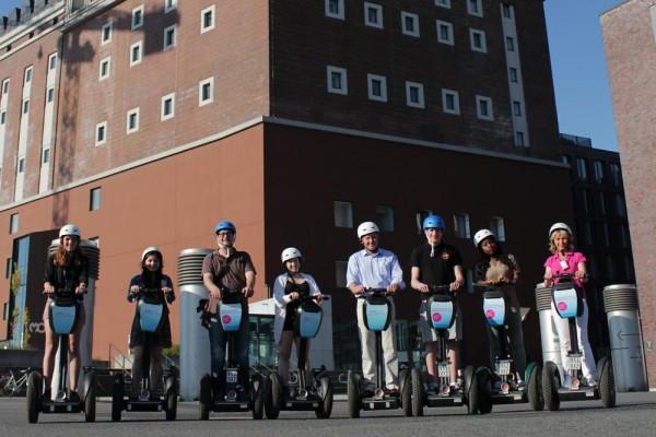 Segway-Tour Biergeschichte(n) in Dortmund