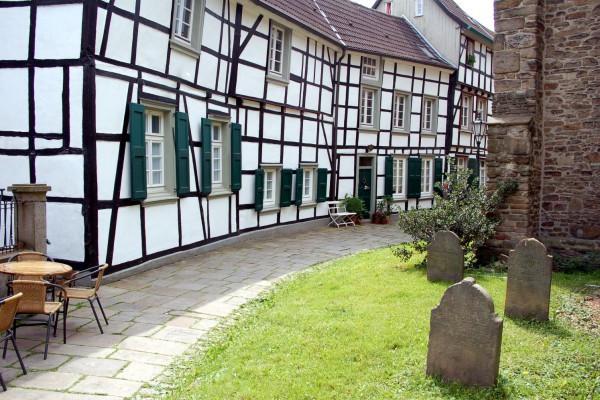 Segway-Tour Hattingen Ruhrtal, Altstadt, Industriekultur