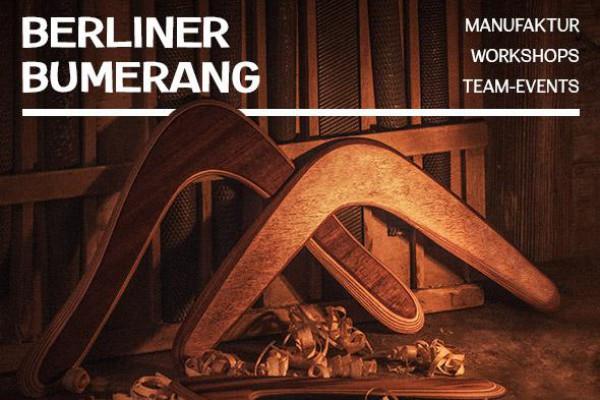 Bumerang-Workshop in Berlin