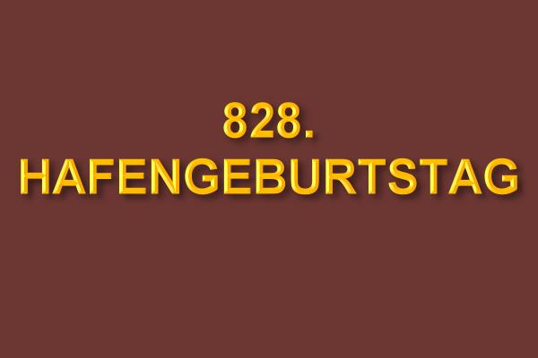 828. Hafengeburtstag Hamburg