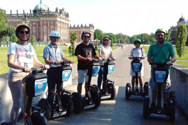 Kleine Segway-Tour in Potsdam
