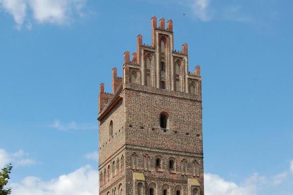 111 Stufen Stadtgeschichte und rundblick über die alte Hansestadt