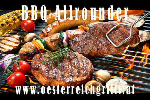 Barbecue Allrounder |  der Grillworkshop mit Know-How um Holz, Kohle und Gas