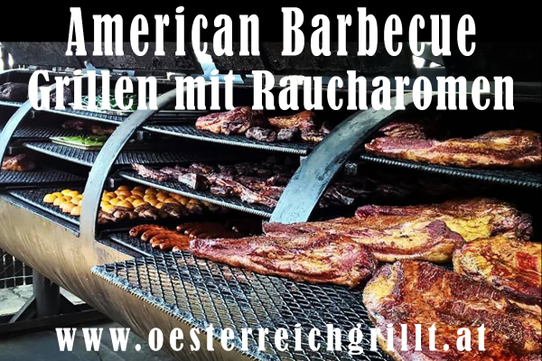 American Barbecue | Grillen mit Raucharomen