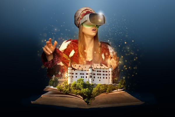Jetzt mit Virtual Reality Zeitreise!