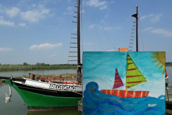 Art Adventure Regentag