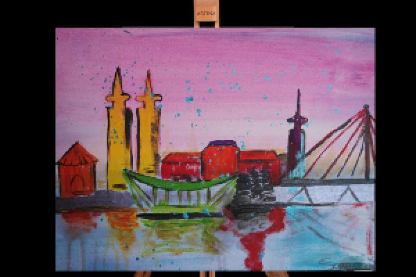 Art Adventure Tullner Skyline