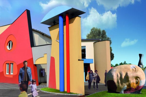 Kunstmuseum und Skulpturenpark
