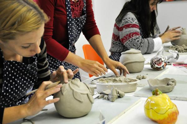 Keramikworkshop Erwachsene