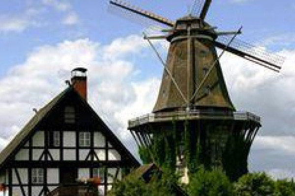 Mühlen-Freilichtmuseum in Gifhorn