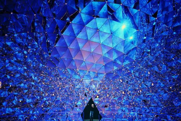 Kristalldom - eine der 16 Wunderkammern im Riesen