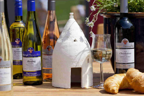 Weinprobe mit Übernachtung in Flonheim