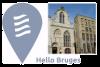 Bruges cosmopolite