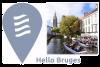 Bruges à la carte