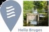Les voies navigables de Bruges