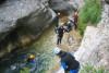 Canyoning - ruisseau d'Audin Découverte famille