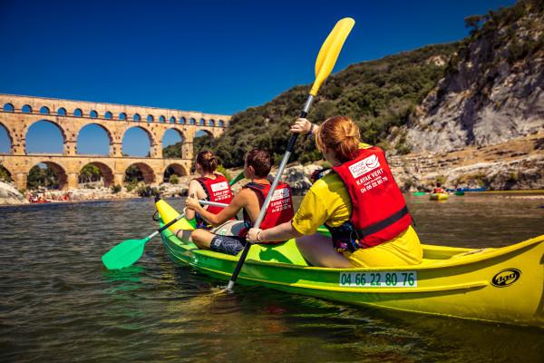 De Collias au Pont du Gard