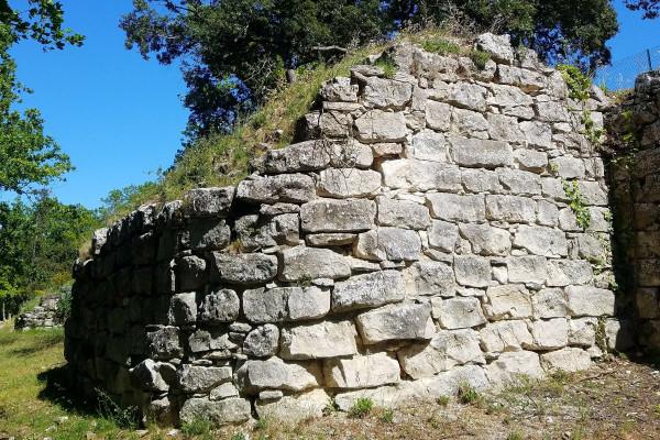Tour de l'Oppidum d'Entremont