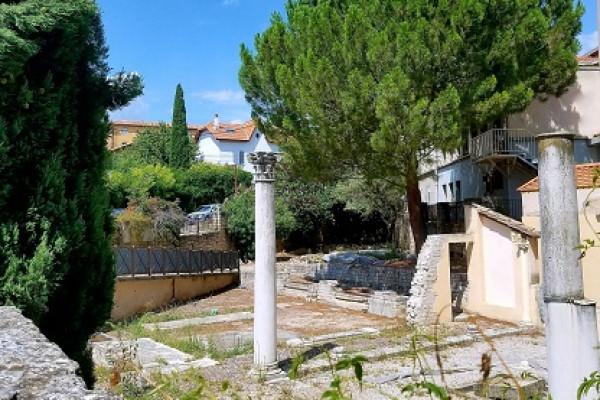 Villa Grassi (Vestiges romains)