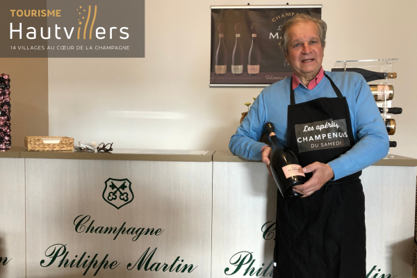 Philippe du Champagne Philippe Martin