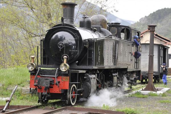 Beltrame - train pignes @bianchi