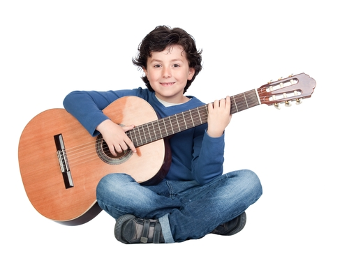 Gitarrenunterricht - Musikschule Jena