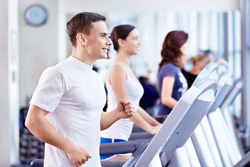 Fitness und Kraftsport