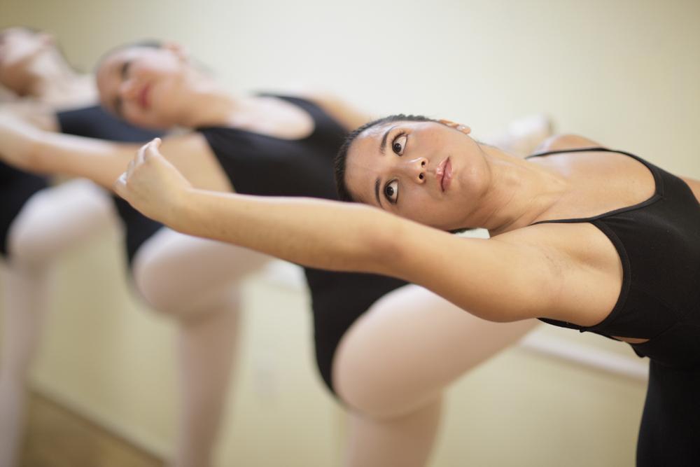 Ballett-Unterricht in Schieder-Schwalenberg