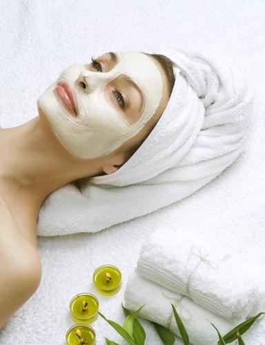 Beauty und Pflege Wuppertal - Gesichtsmaske Aloe Vera
